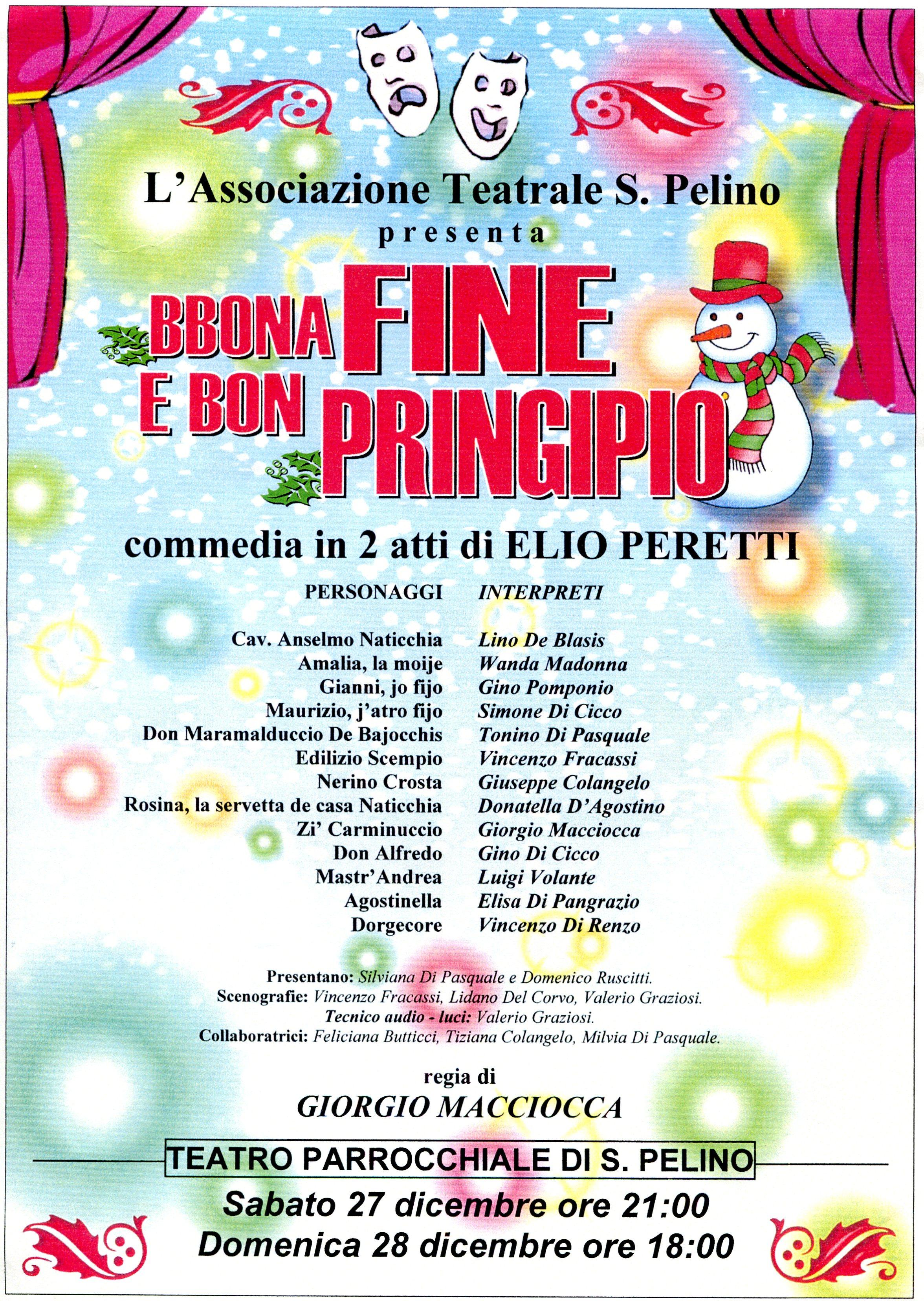 Bona Fine 2003